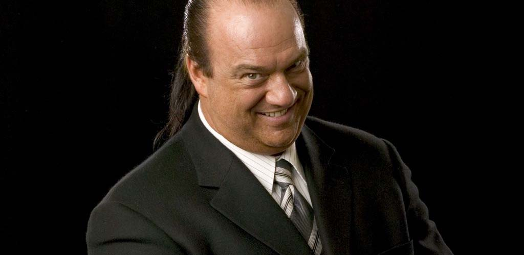 Paul Heyman fires up Mike Tyson who says he's getting back in the ring