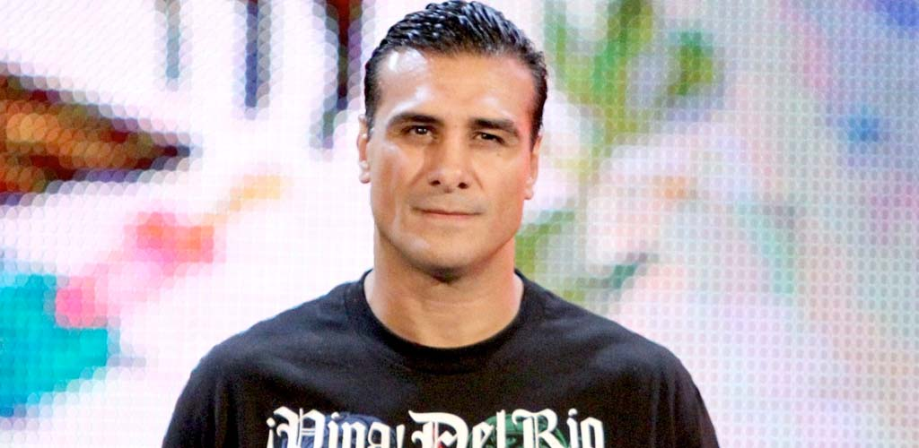 The artist known as Alberto Del Rio charged with multi-count indictment