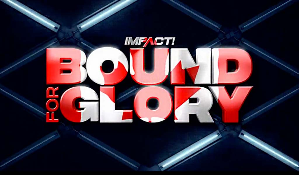 Image result for Impact bound for glory coming to Ottawa, Canada Nov, 5, Youtube