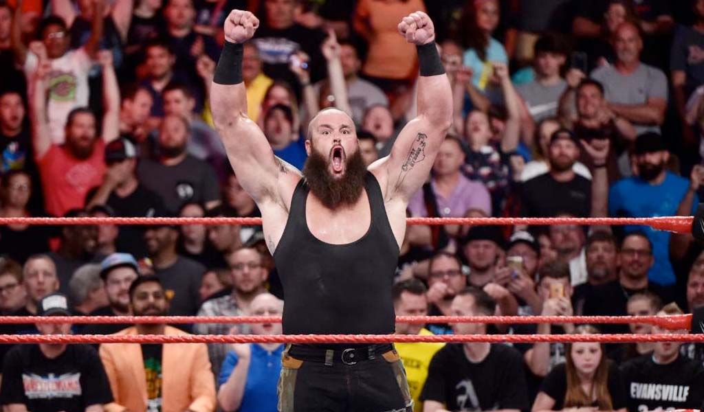 Braun Strowman wins the Greatest Royal Rumble with another Rumble record broken
