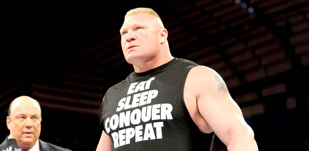 Odds turn in favor to Brock Lesnar for WrestleMania 31 main event