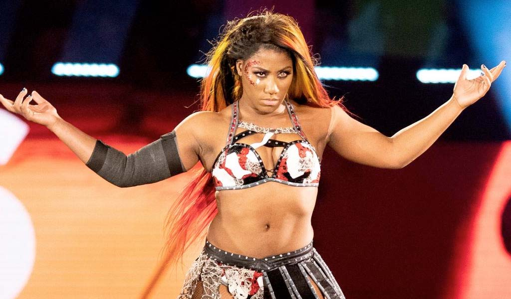 Ember Moon returns to NXT