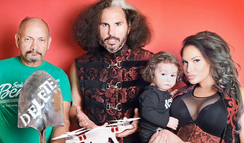 "Matt Hardy's wife Reby says that Jeff is ""not needed"" and he's doing ""his own thing"""