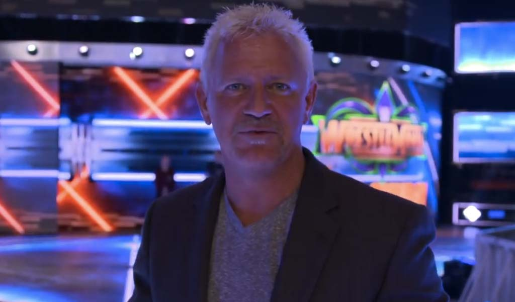 Jeff Jarrett signs partnership deal with FITE to develop wrestling events