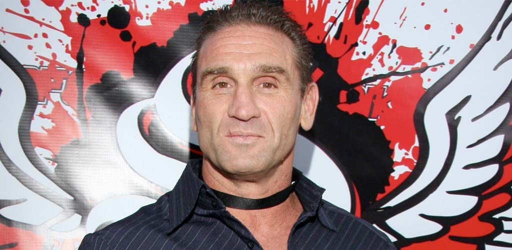 Ken Shamrock getting inducted into the Impact Hall of Fame this year