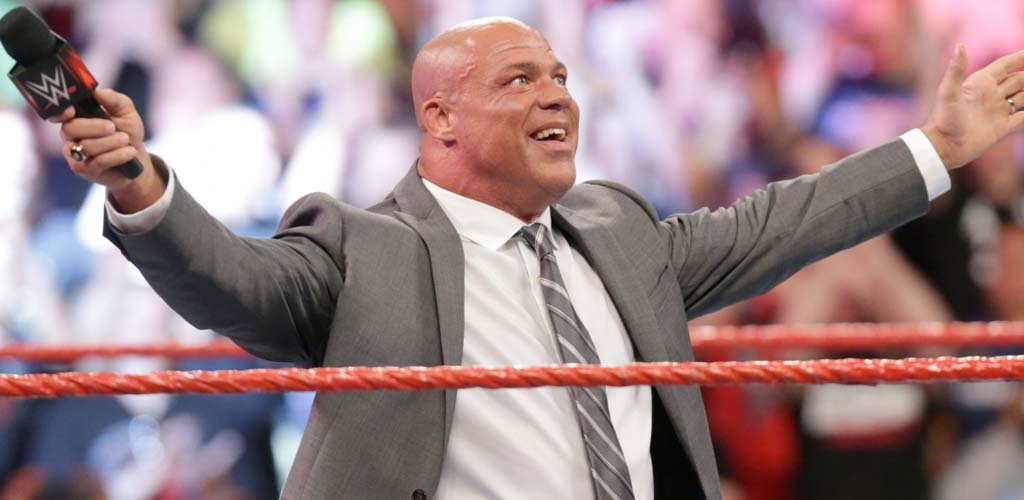 Kurt Angle announced for Starrcast II during Double or Nothing weekend