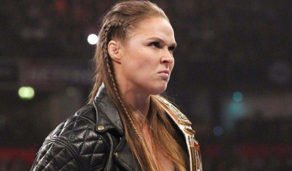 Paul Heyman suggests Ronda Rousey will be back in WWE