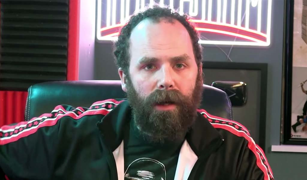 Sam Roberts gets his own weekly WWE Network show
