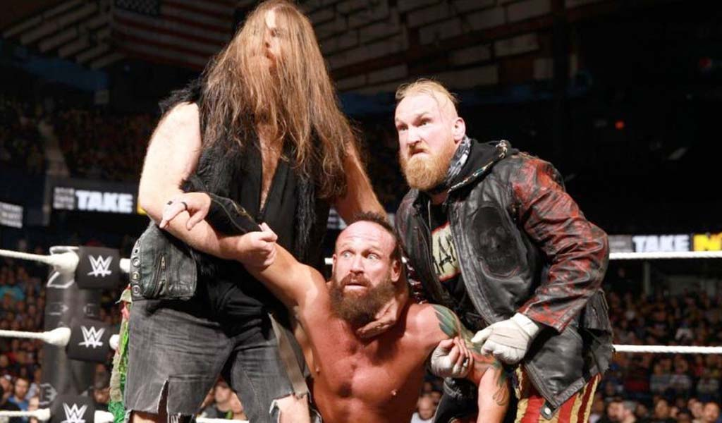 Alexander Wolfe of SAnitY moves to the NXT UK brand