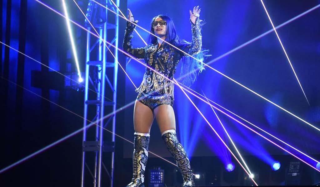 Sasha Banks gets another Raw Women's title match next week