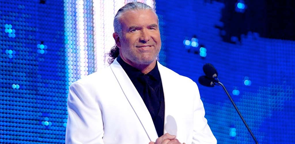 Scott Hall virtual meet and greet cut short after Hall starts acting weird