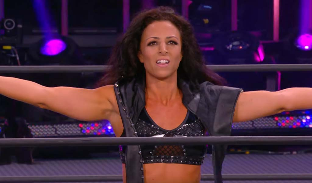 Serena Deeb pulls out of indie wrestling event as a precaution due to coronavirus