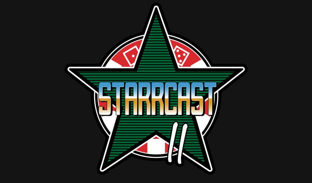 Starrcast II full schedule for the weekend