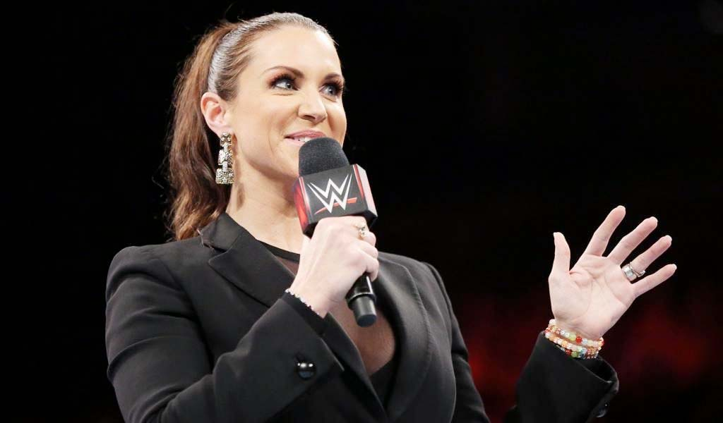 Stephanie McMahon makes it to #2 on Forbes' Top 50 World's Most Influential CMO list