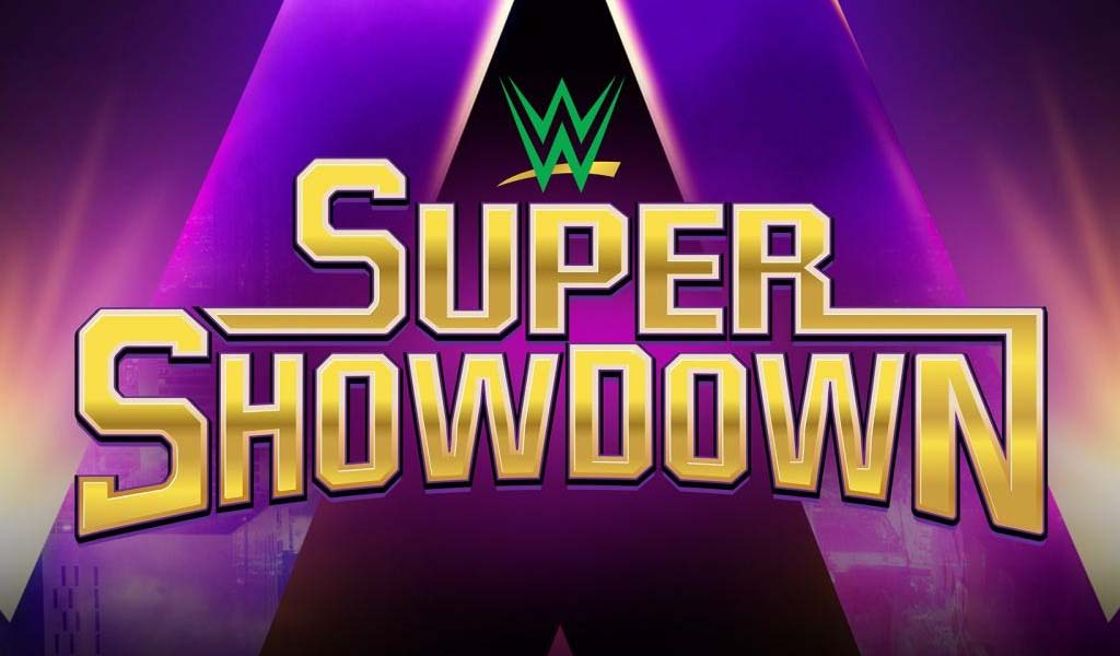 WWE officially announces Super ShowDown for February 27 in Saudi Arabia