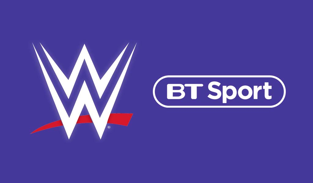 BT Sport transforms London state-of-the-art studio into an NXT UK arena