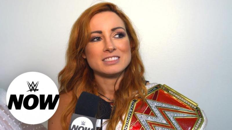 Becky Lynch on Maintaining her Position on Top