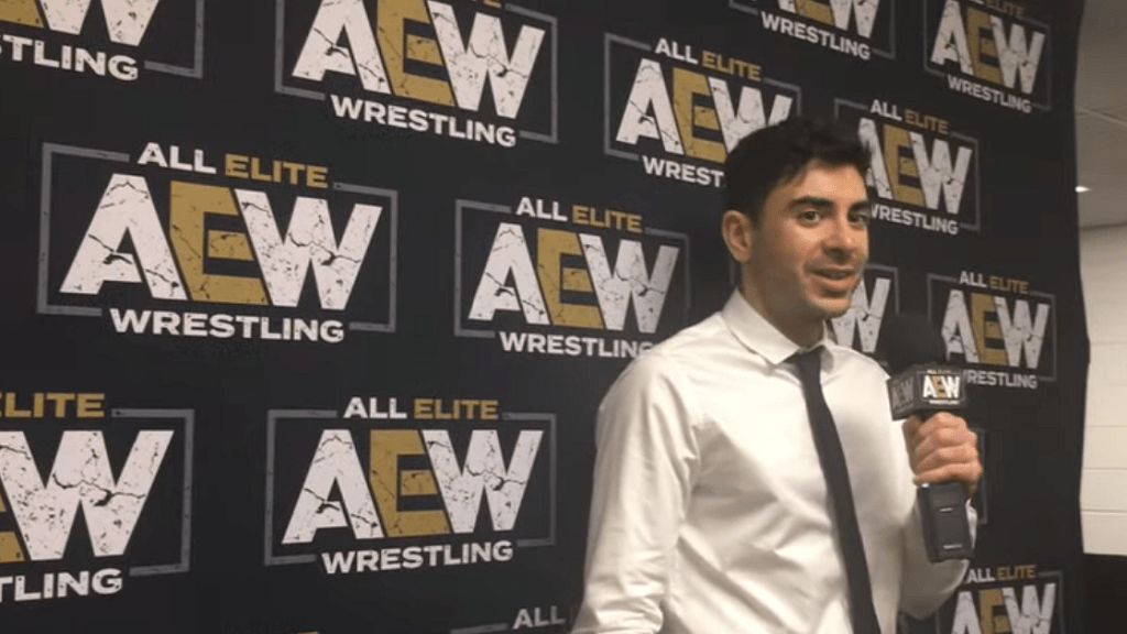 Tony Khan Reveals Negative COVID-19 Test Results Ahead Of AEW Dynamite -  Wrestling Inc.