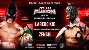 AAA Title Match And More Added To MLW Fusion Card