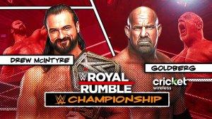 WWE Royal Rumble (2021)