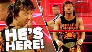 Moose Says Kenny Omega Spanish Fly Spot Meant More Than Doing It On An Impact Talent