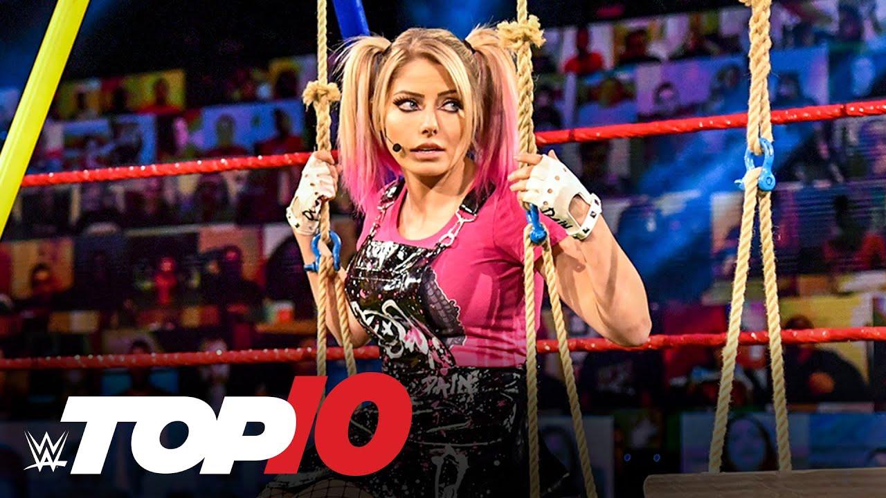 WWE RAW Viewership Up With Asuka Vs. Alexa Bliss Main Event