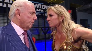 "Ric Flair Says Charlotte ""Said What She Felt"" In Fiery WWE RAW Promo"