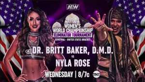 AEW Dynamite Live Coverage: Jon Moxley In Action, Britt Baker Vs. Nyla Rose, Sting