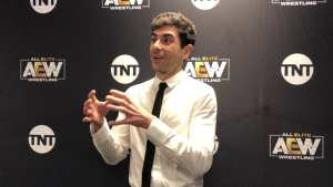 "Tony Khan Talks ""Huge, Huge Star"" Signing Multi-Year Deal At AEW Revolution"