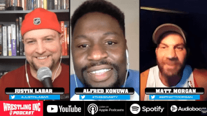 WINC Podcast (3/24): AEW Dynamite And WWE NXT Review With Matt Morgan, WWE HOF
