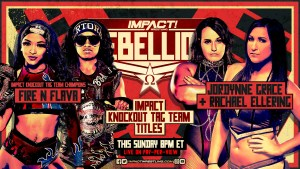 "Former NXT Star To Team With Jordynne Grace At ""Rebellion"" This Sunday"