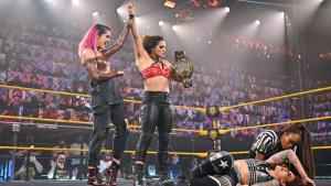 WWE NXT Draws Lowest Audience Since Move To Tuesdays