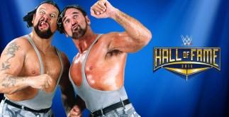WWE Hall of Fame - Bushwackers