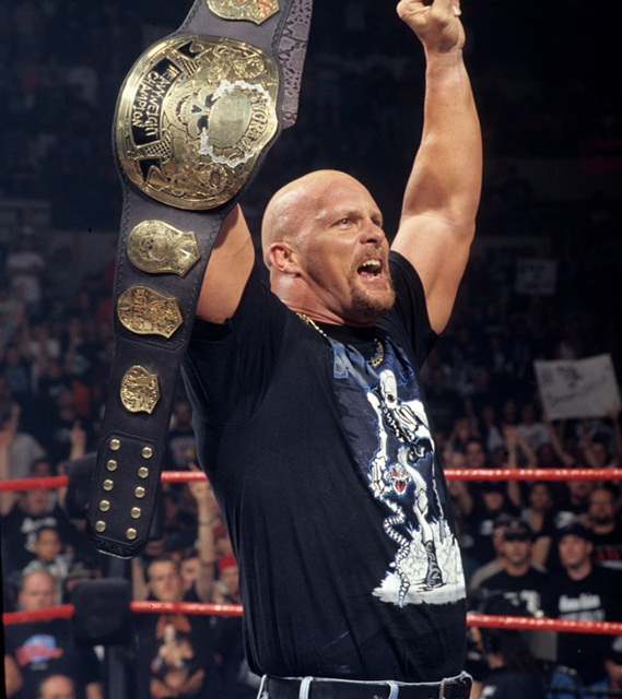 Image result for stone cold title belt