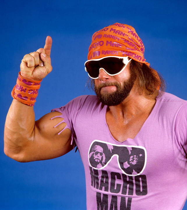 Image result for randy macho man savage