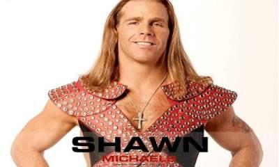 Shawn Michaels WWE Legend