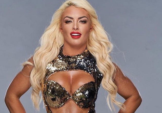 Amanda Saccomanno WWE Mandy Rose