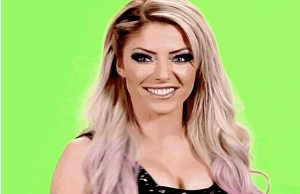 Alexa Bliss Lexi Kaufman WWE Star