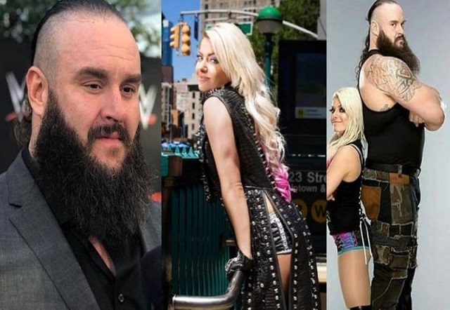 Alexa Bliss and Braun Strowman finally dating