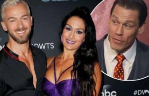 John Cena's ex Nikki Bella says her dancer Boyfriend Artem Chigvintsev is the best