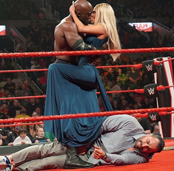 Lana Accused Rusev of Being a Cheater and Sex Addict