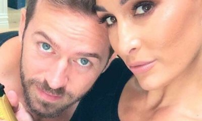 Nikki Bella Engaged To Artem Chigvintsev After John Cena Breakup