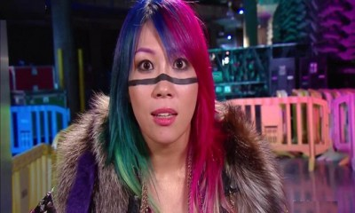 WWE Woman Star Asuka