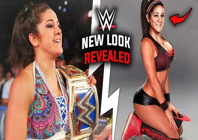 Bayley WWE woman Star