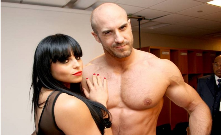 Cesaro dating backstage