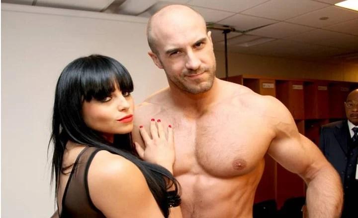 Cesaro dating backstage