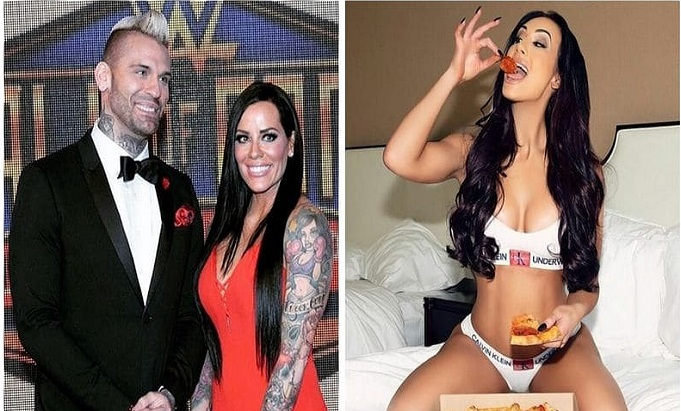 Corey Graves refutes wife accusations on social media about his alleged affair with WWE star Carmella