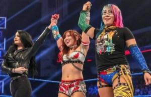 Asuka Kairi and Paige