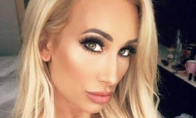 Carmella WWE star dating