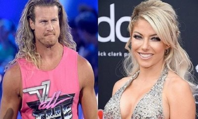 Dolph Ziggler FINALLY Announces His new girlfriend